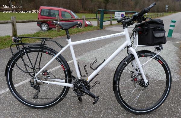 coursier vélo annecy